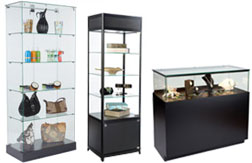 Tủ - bàn mica (Display Cases)