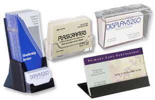 Hôp đựng card (Acrylic Business Card Holders)