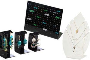 Khung trưng bày Nữ trang (Jewelry Displays)